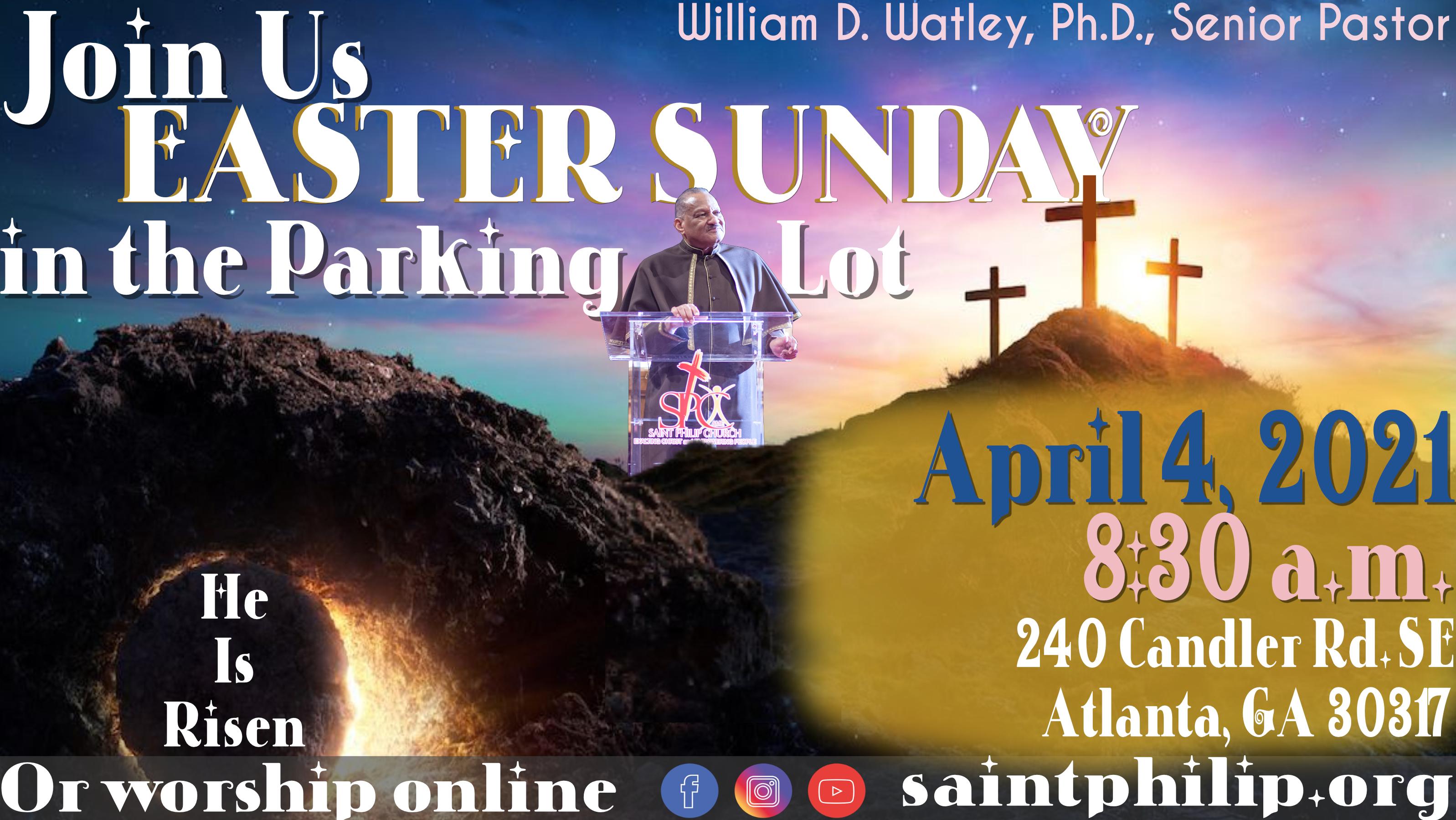 1st Sunday April 2021