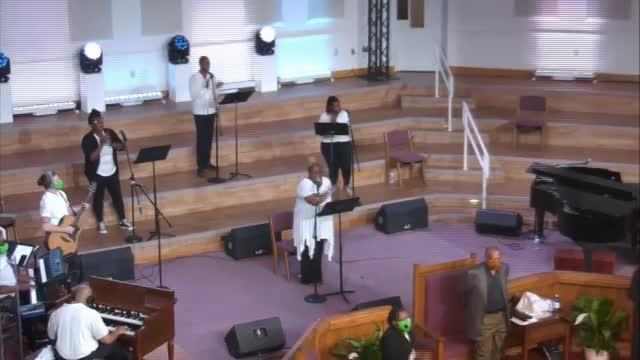 Singles' Week 2020 Rev. Dr. Danielle Brown