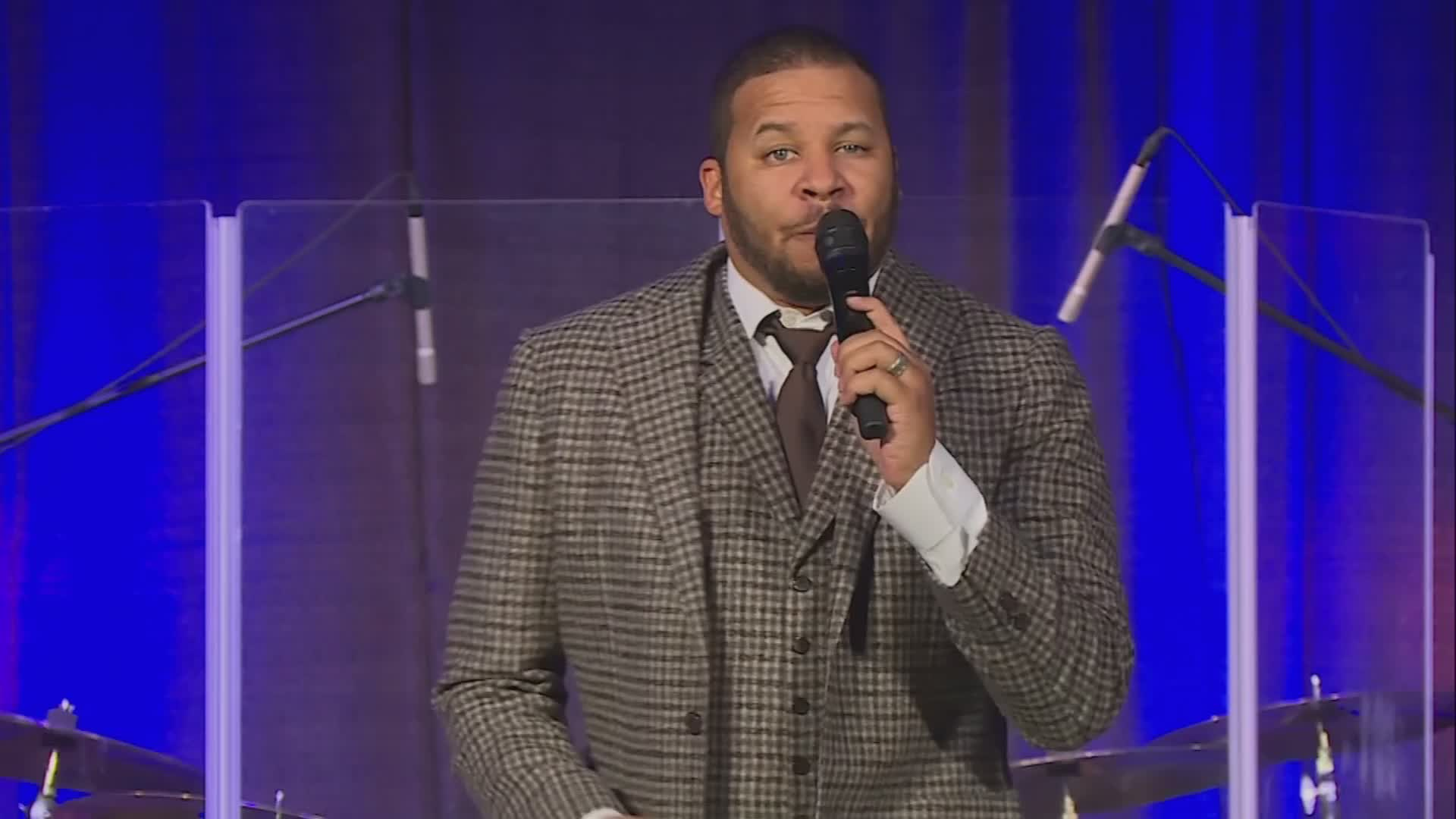Thanksgiving Day 2020 Service Guest Preacher Rev. Matthew Watley