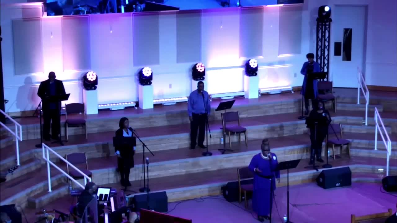 Sunday Worship Nov. 29, 2020 Guest Preacher Rev. Dr. Kevin Moore