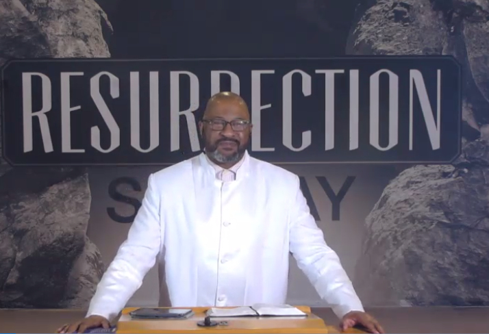 4/4/2021, Lessons From the Empty Tomb Part II: Don't Box God In, Pastor Taft Quincey Heatley