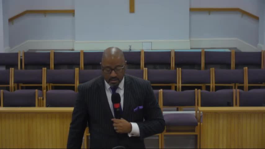 10/11/2020, Continued-The Fear of Failure, Pastor Taft Quincey Heatley
