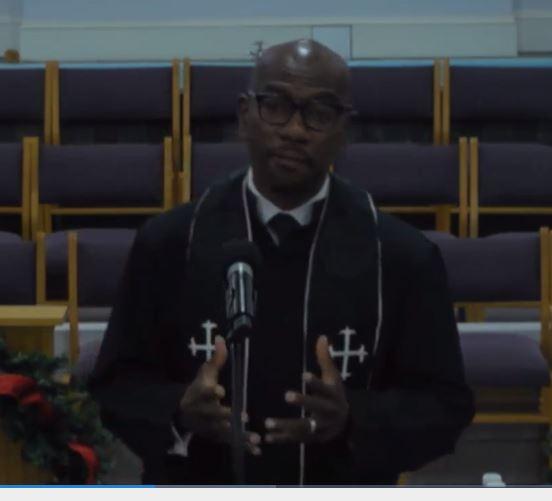 12/13/2020, Unseen Hope, Rev. Dr. Kenyatta Gilbert