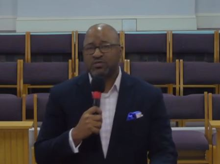 9/13/2020, Overcoming Fear of the Unknown, Pastor Taft Quincey Heatley