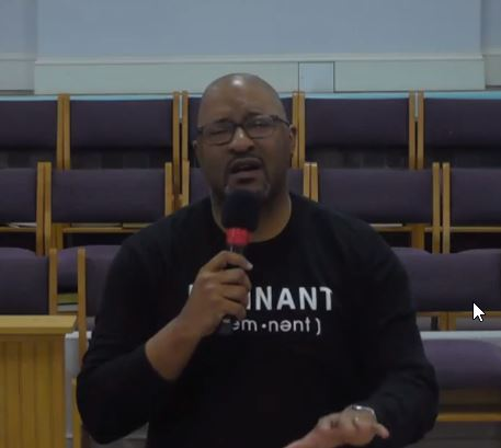5/24/2020, Fight For Your Life IV (Conquering Anxiety, Pastor Taft Quincey Heatley