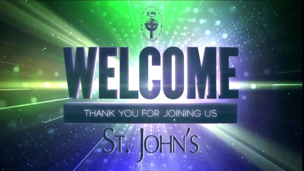 St. John Congregational Church Live Worship Services  on 12-Jan-20-14:15:27