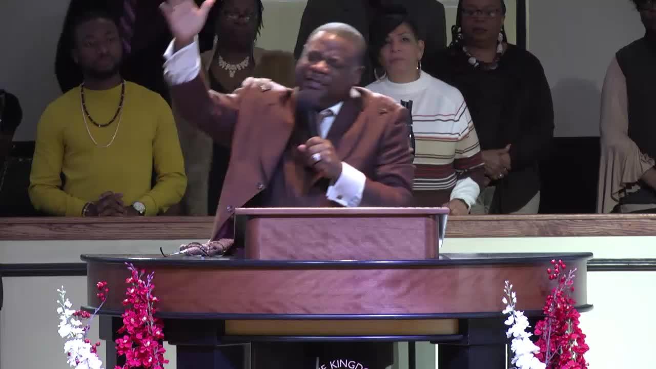 St. John Congregational Church Live Worship Services  on 19-Jan-20-16:10:18