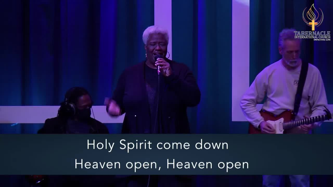 Tabernacle International Church   on 18-Feb-21-00:26:52