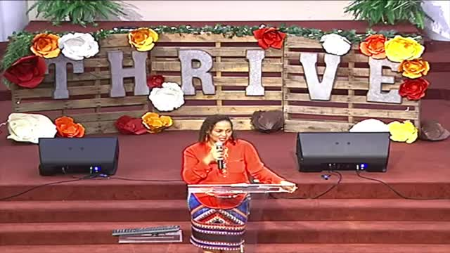 Thrive19 with Lady Gwen Sharp