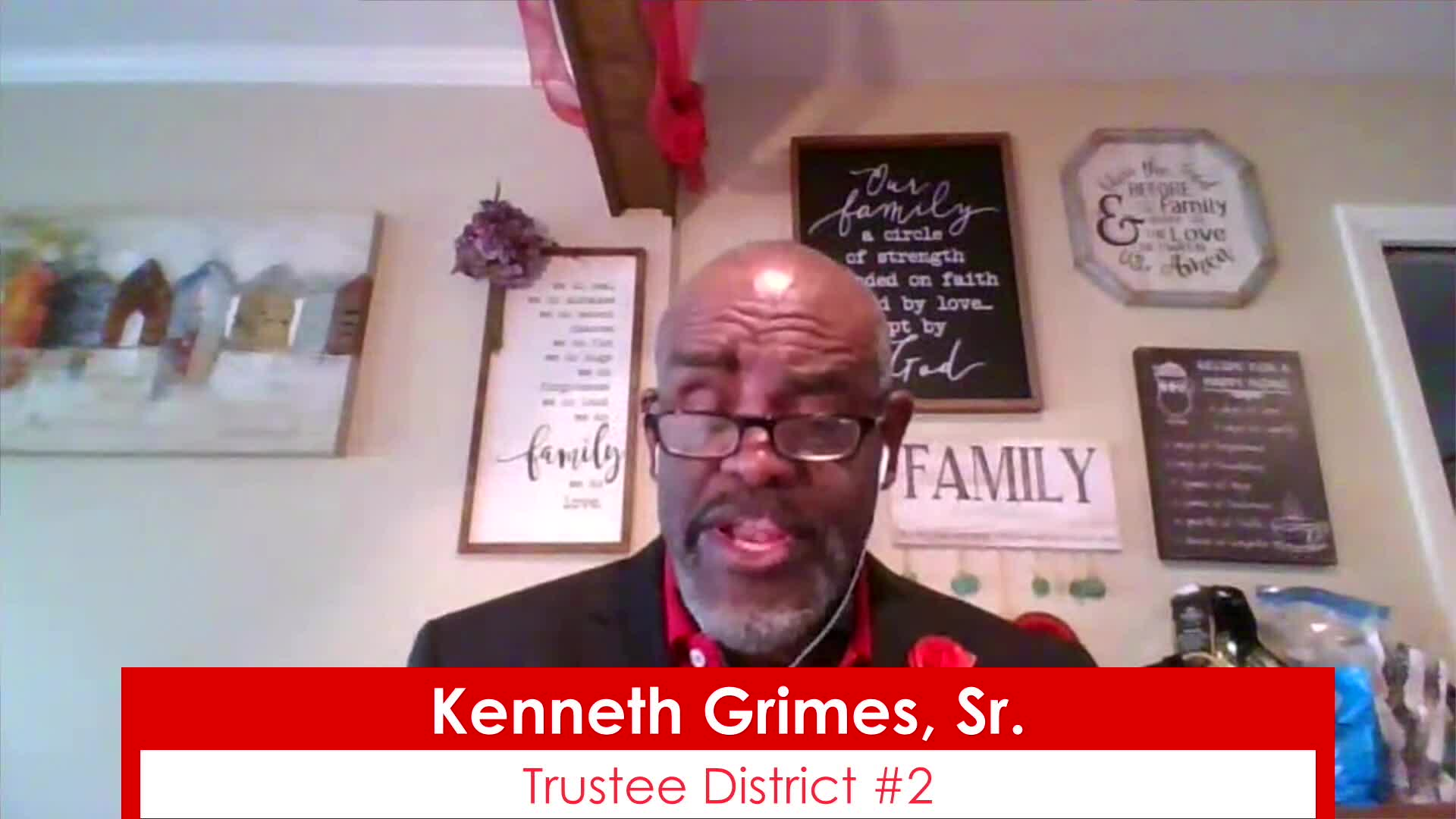 WHION with Kenneth Grimes, Sr.