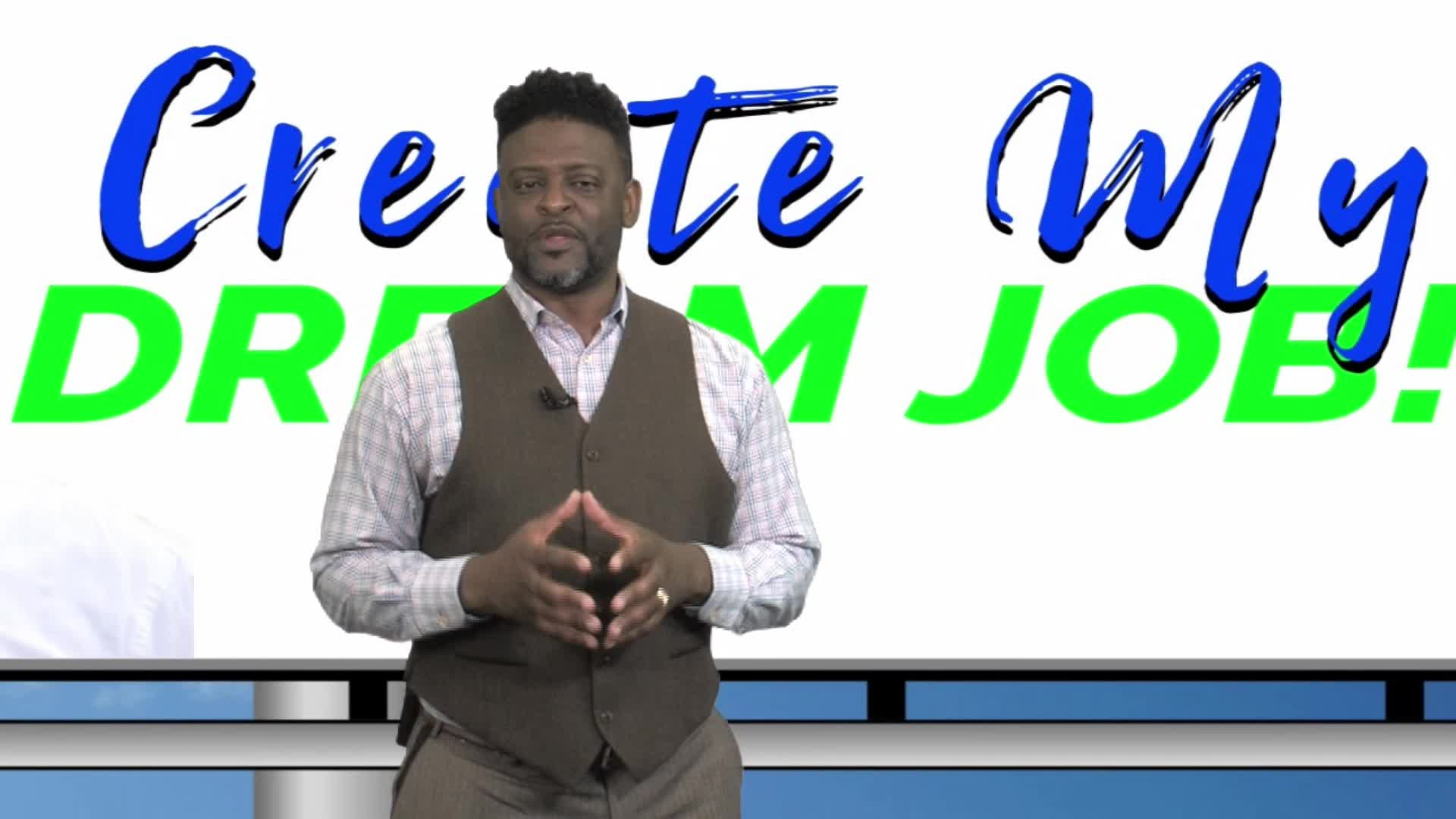 Dream Job Course Promo