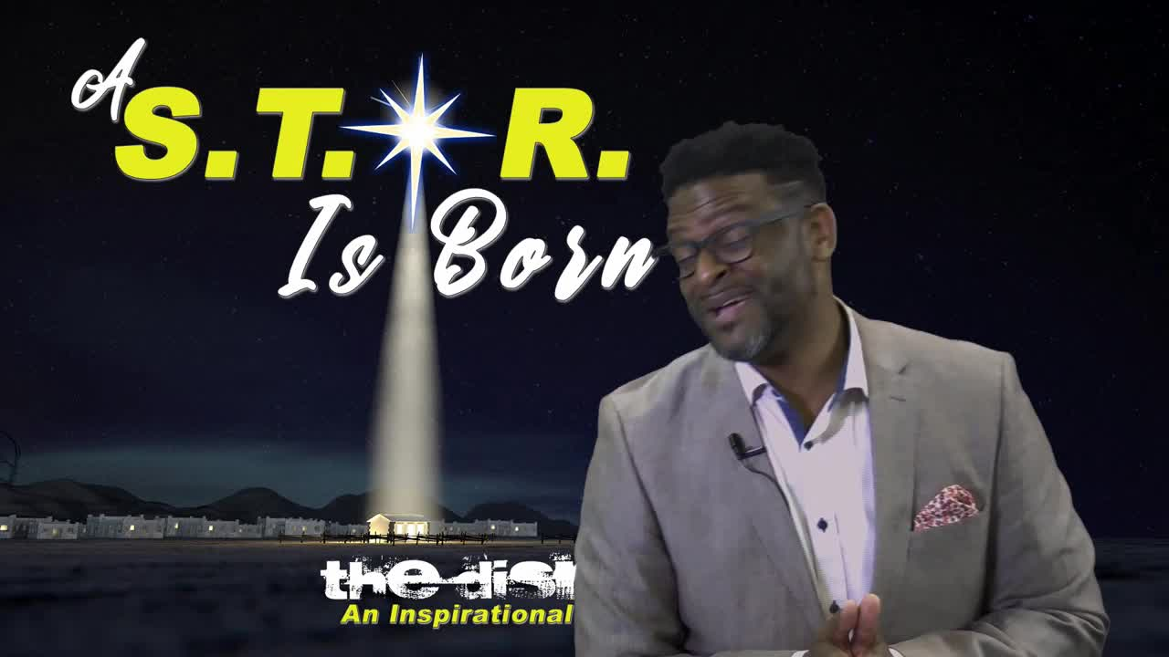 Disruptorshow36 - A STAR is Born - Redeemer
