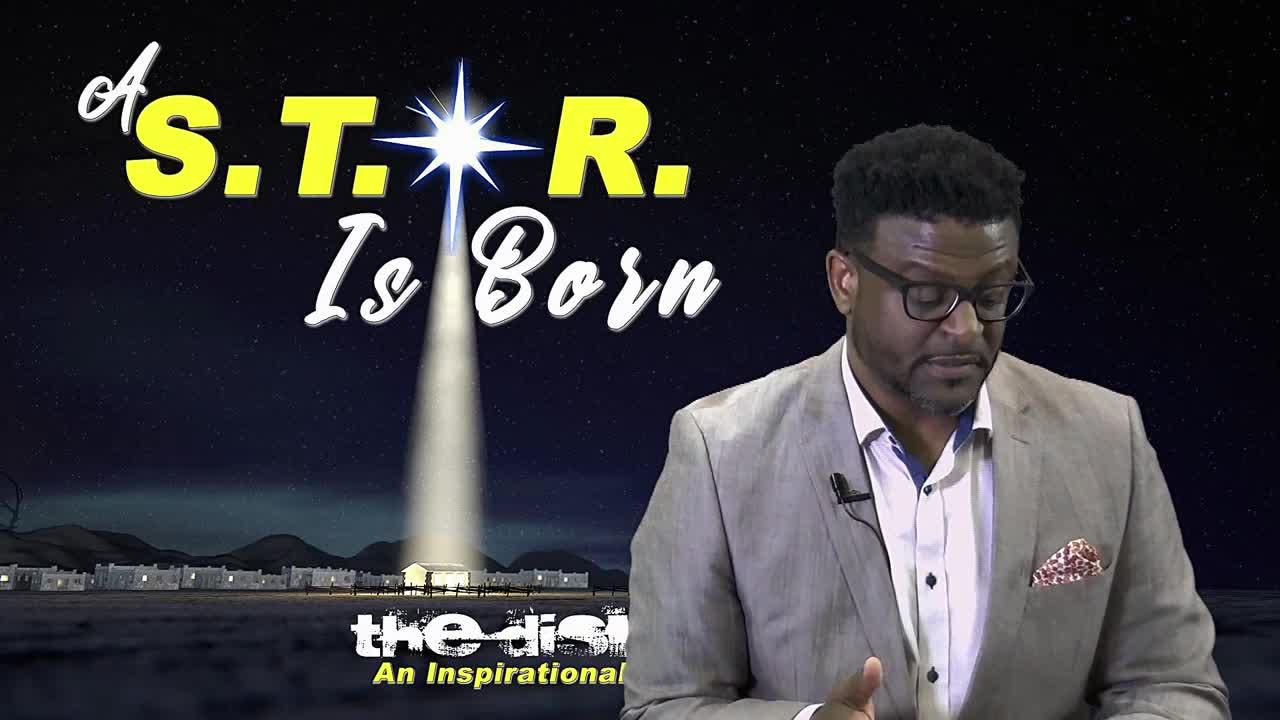 Disruptorshow33 - A STAR is Born - Savior