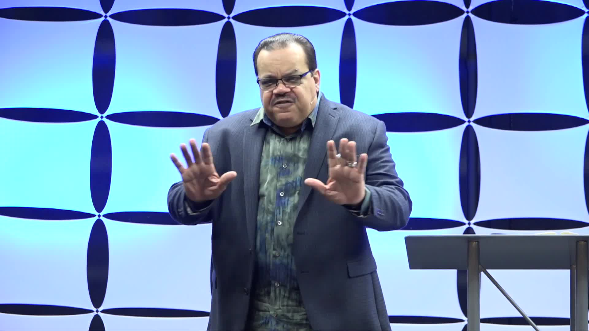 No Weapon Formed Against You Will Prosper-Dr. Joseph Ripley, Sr.-Sunday, March 8th, 2020