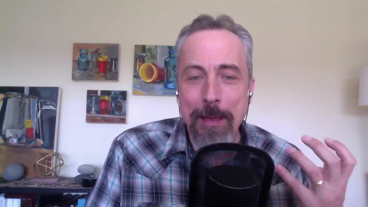 Douglas Bursch - Online Peacemaking