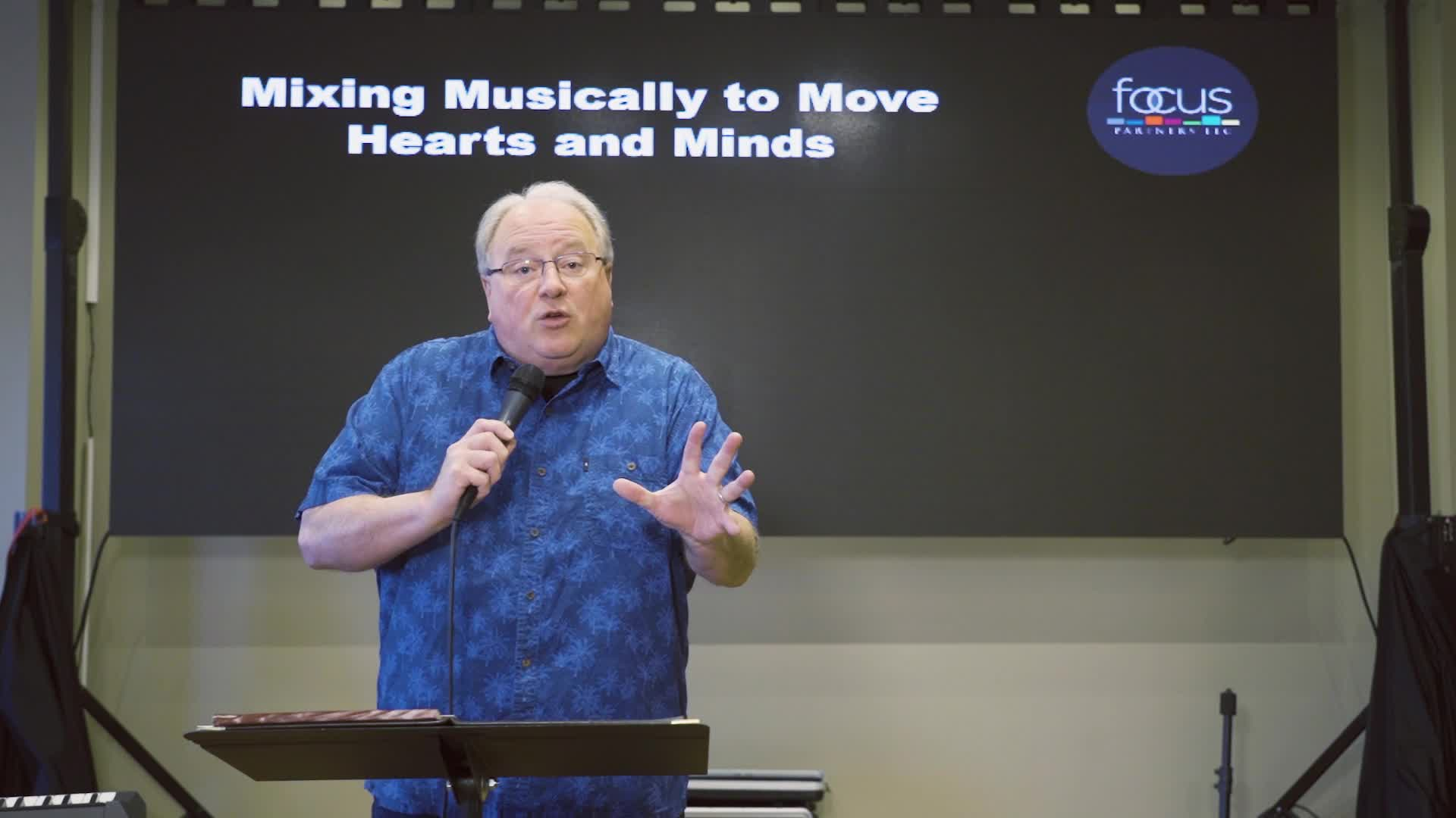 Matt Brown - Dartnall - Dave - Mixing Musically to Move Hearts and Minds