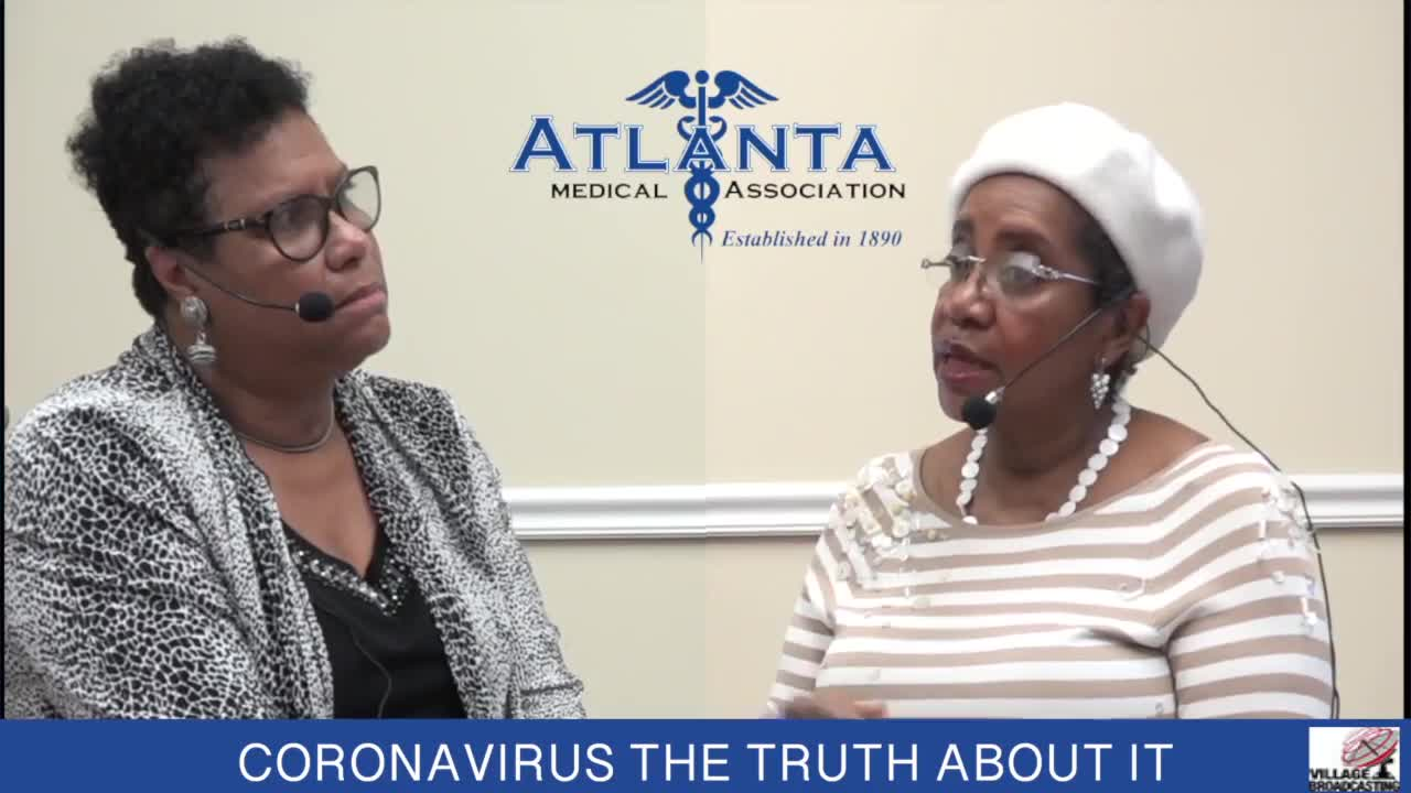 CORONAVIRUS: THE TRUTH ABOUT IT with Dr. Coleman and Jewel L. Crawford, MD