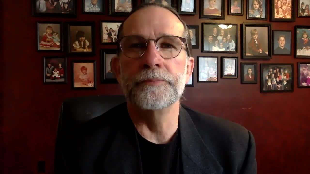 Rick Vogt - Rule of Life Workshop (FEI)