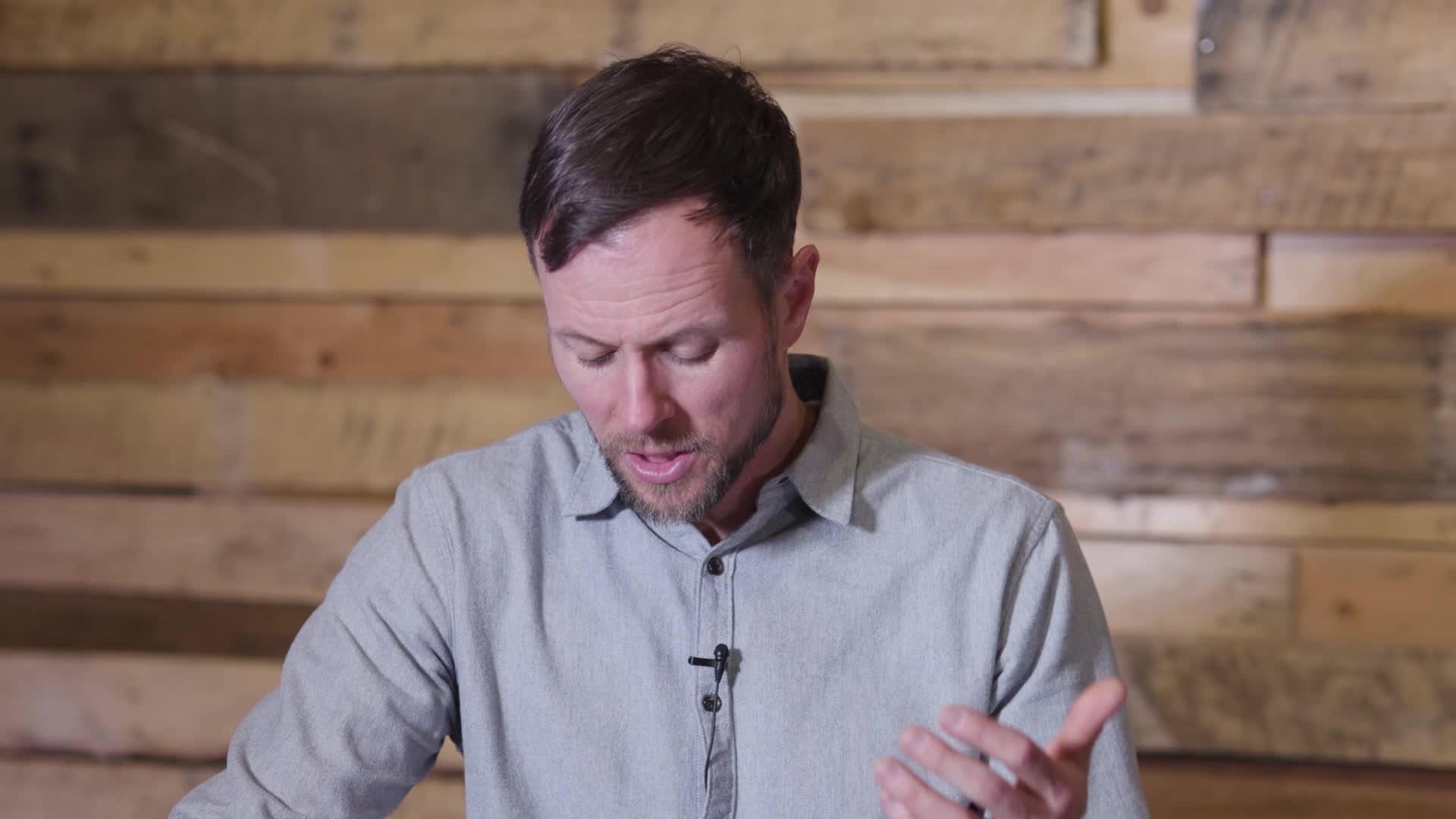Jonathan Rosing - Hiebert - Derek - Biblical Worldview - Session 2 - conference