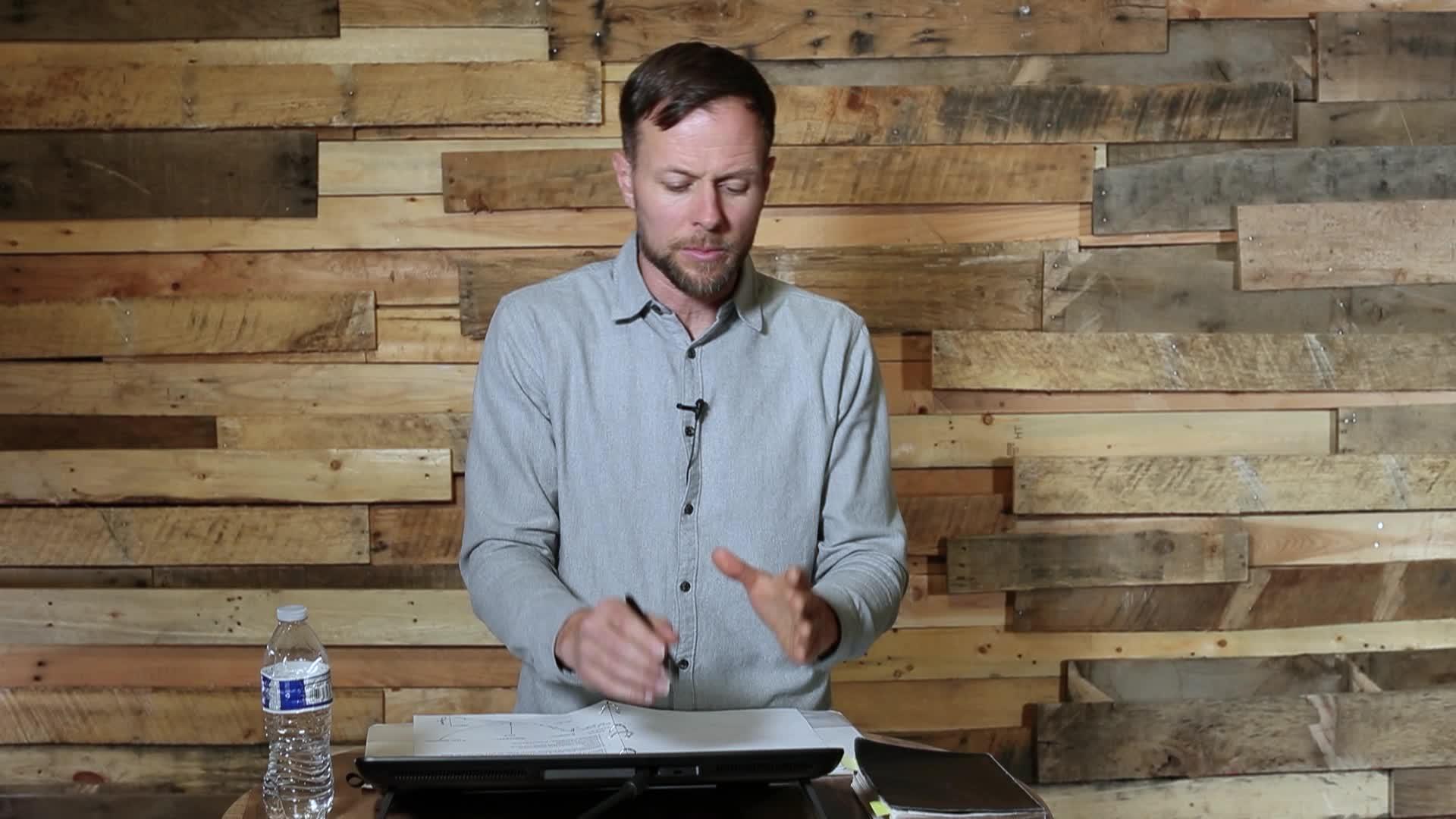 Jonathan Rosing - Hiebert -Derek - Biblical Worldview - Session 1 - conference