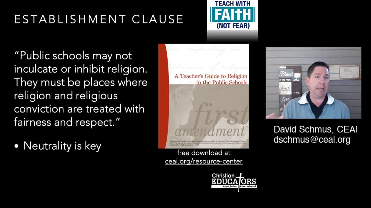 David Schmus - Schmus live faith legally nwmincon