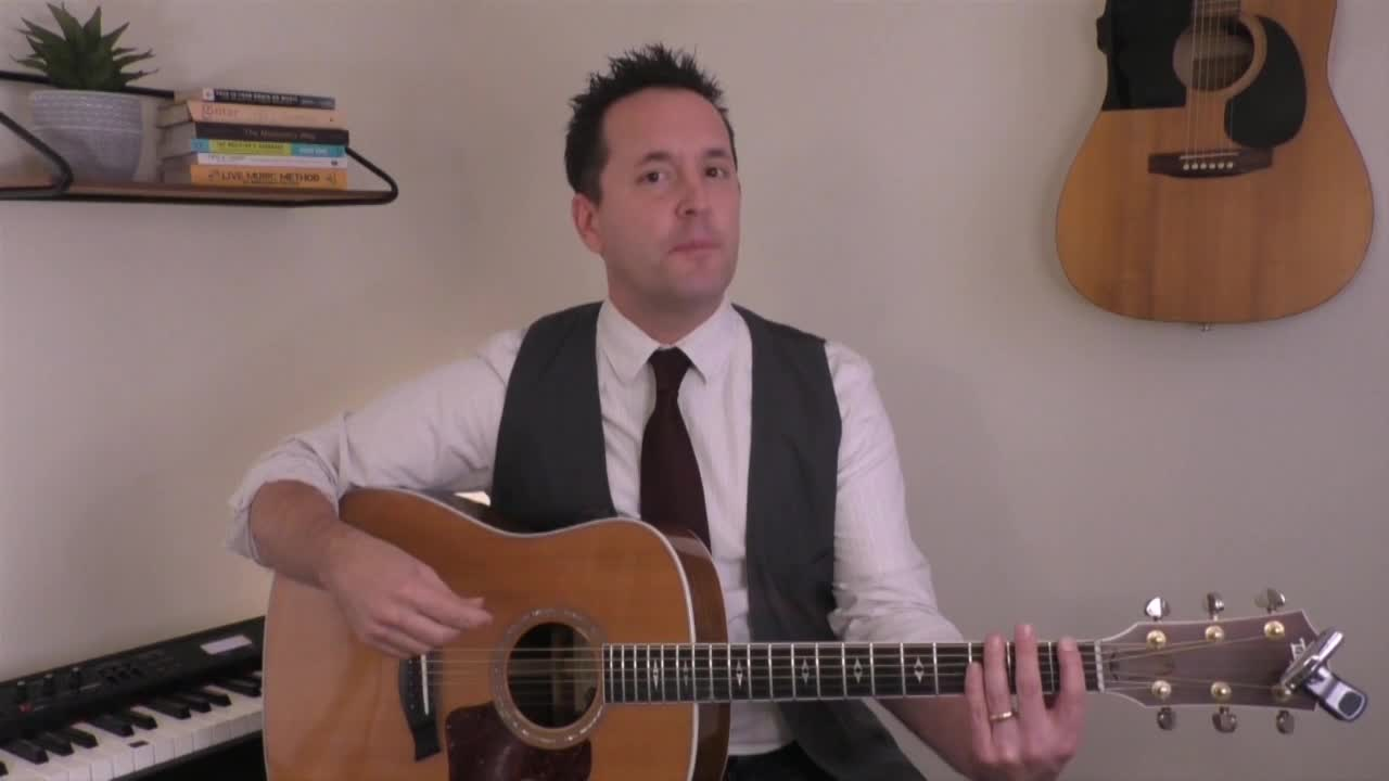 David Harsh - Guitar Chords 2 – Going Deeper in C Major