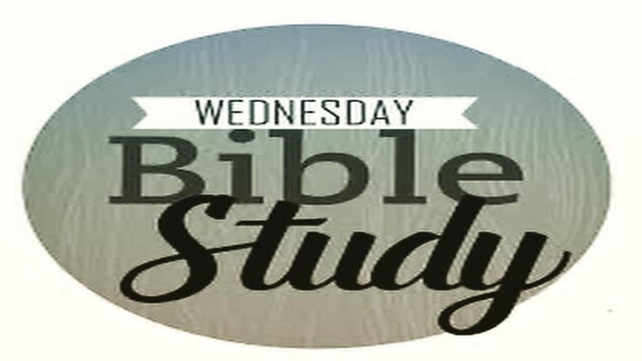 Wednesday Bible Study Job's Distress