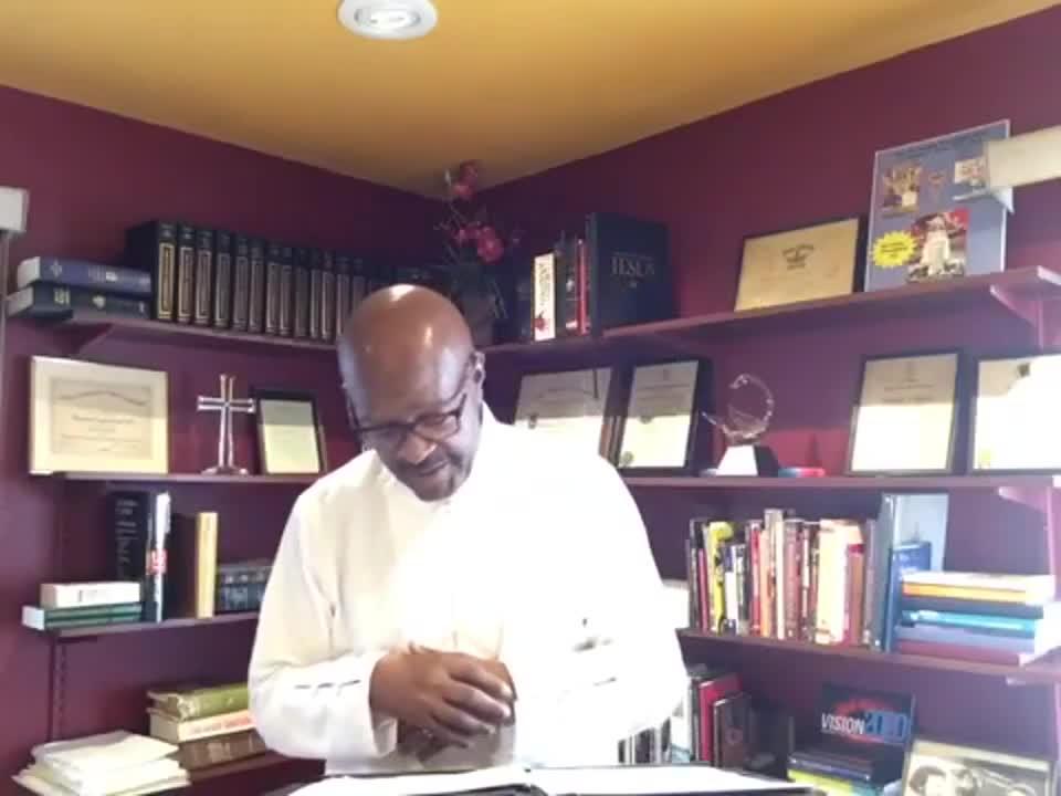 Resurrection Sunday 2020 | Dr. Therman E. Evans