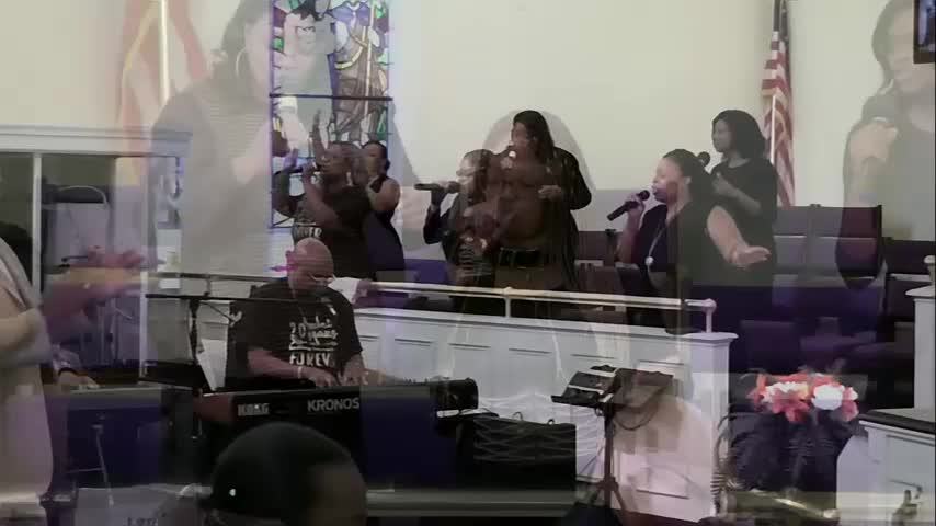 Little Zion Baptist Church 06-21-2020 Keep The Faith