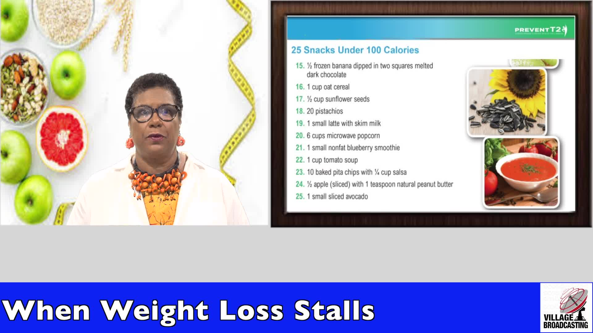 When Weight Loss Stalls