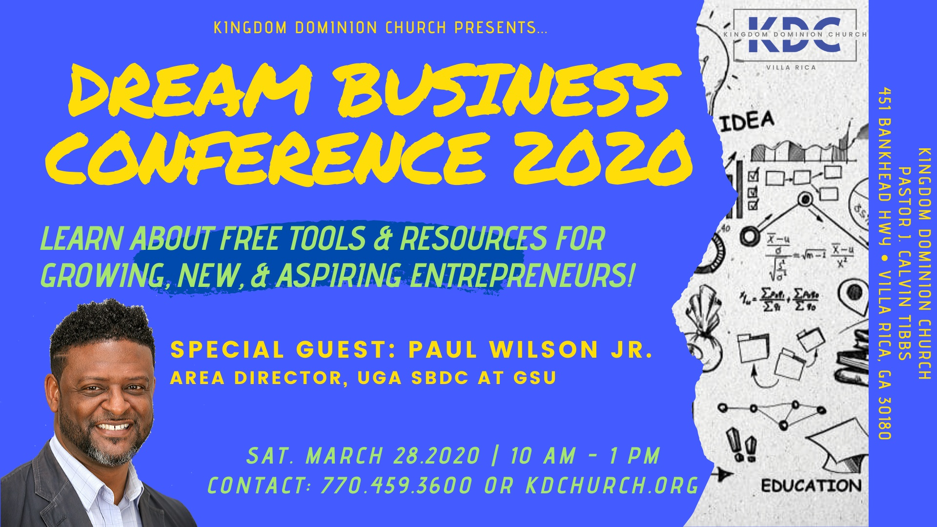 Dream Business Conference 2020