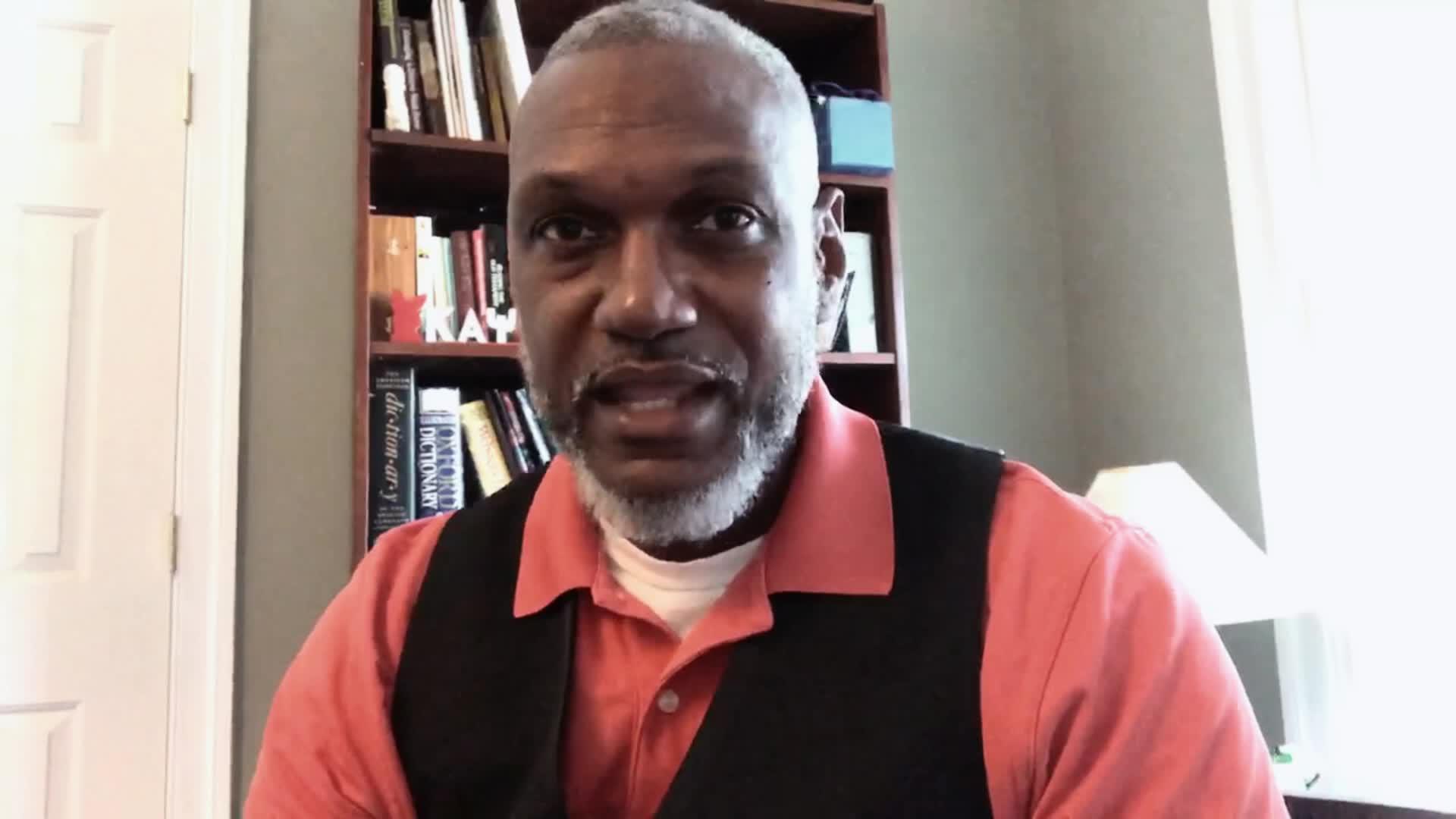Reverend Darryl A. Burton Sr. LifeStream TV Testimony