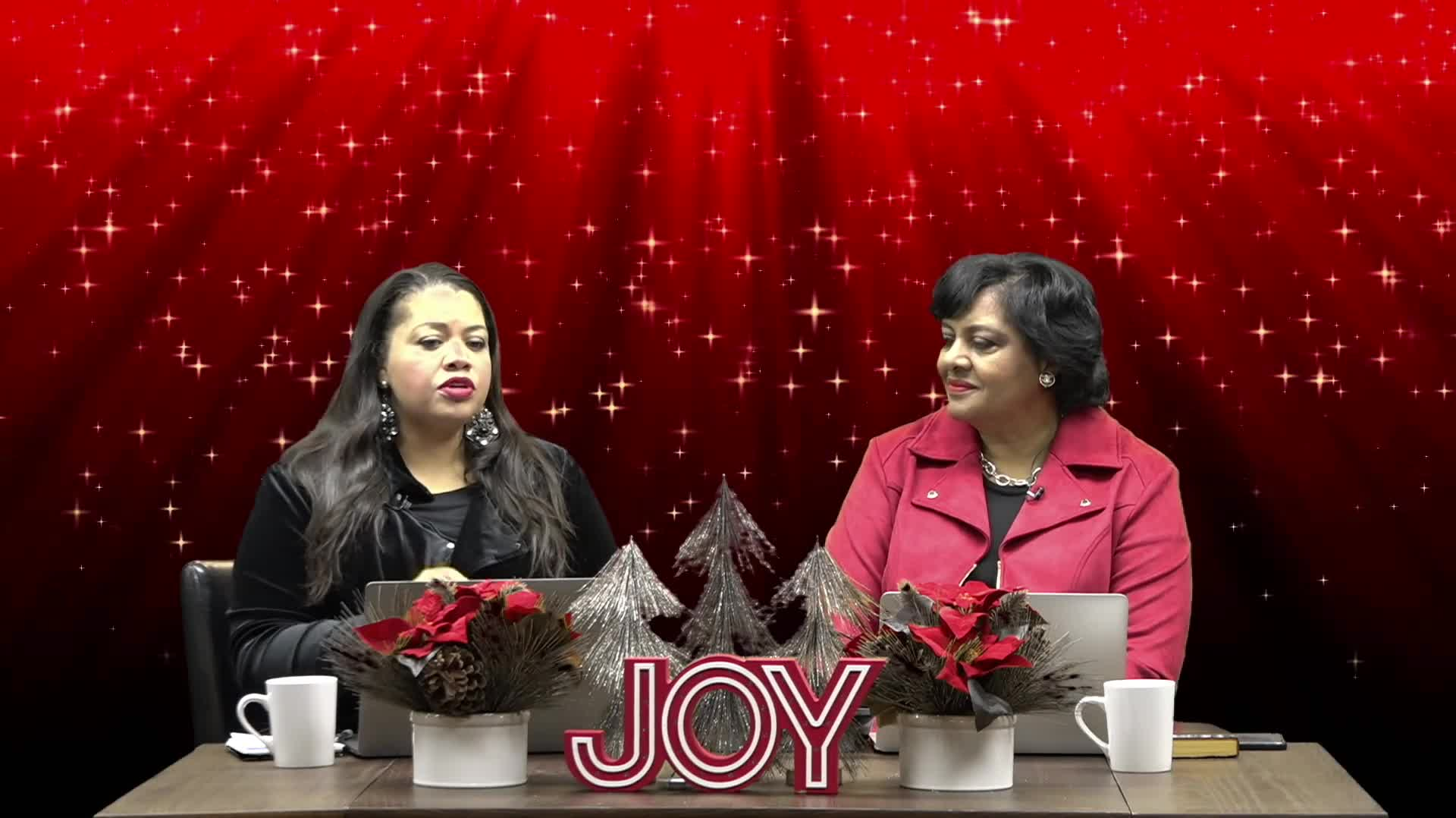 The Gift That Keeps on Giving-Drs. Marjanita & April Ripley-Wed. Dec. 2 @7:30PM