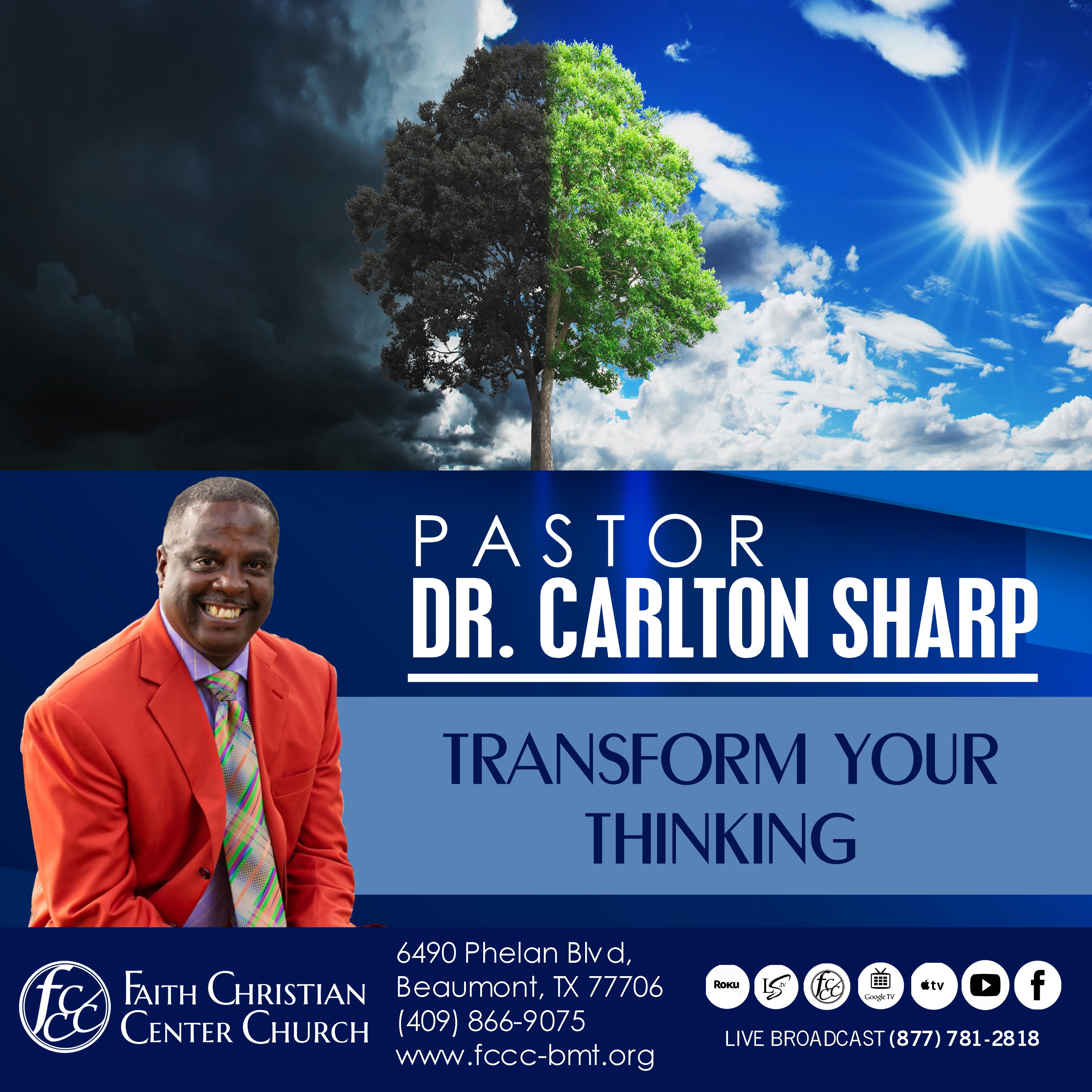 Transform Your Thinking (Part 1) mp3