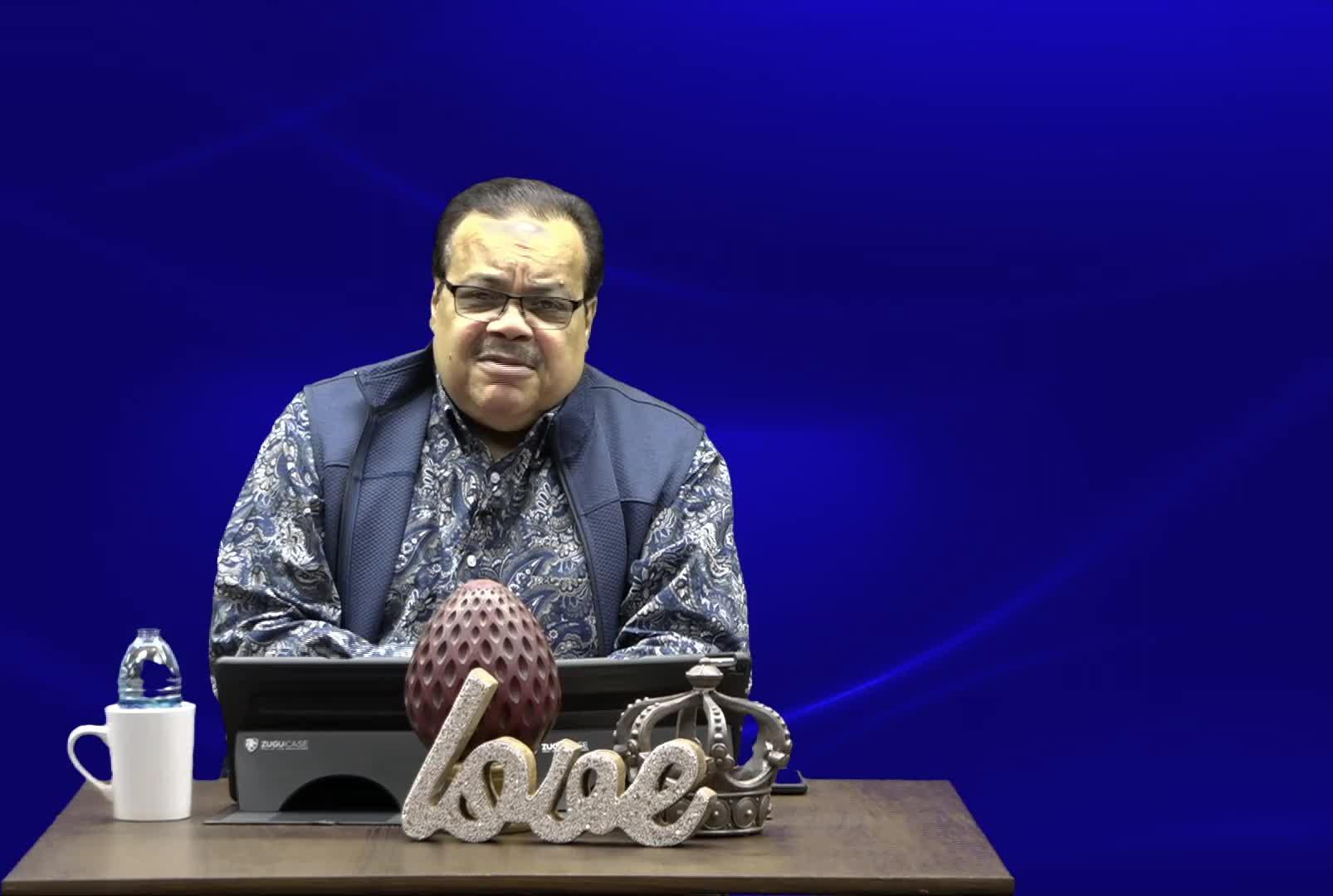 How Deep is God's Love- Dr. Joseph  Ripley, Sr. Wed-  Feb. 3, 2021@7:30PM