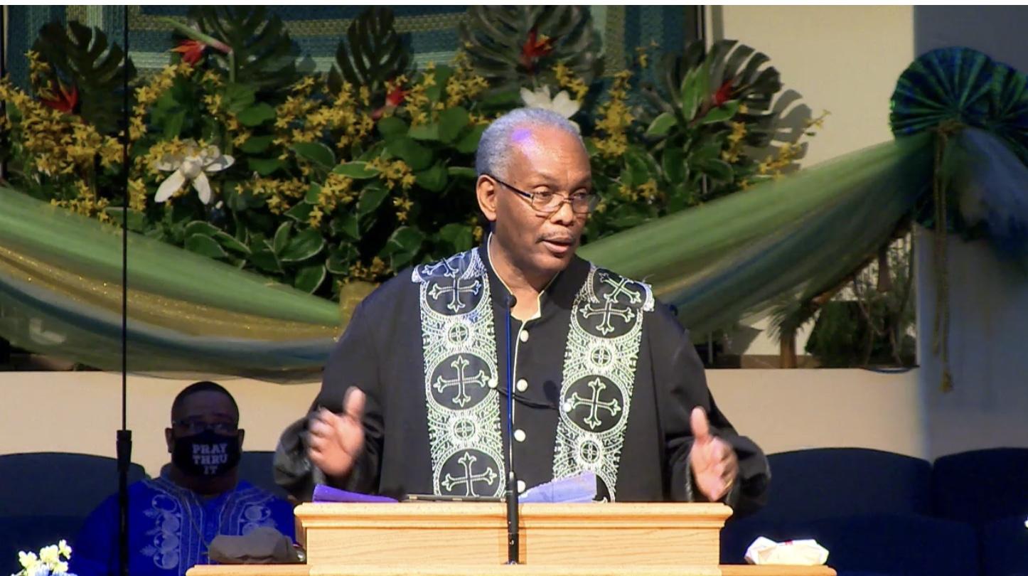 Pursuing His Presence Rev. Dr. Willie E. Robinson