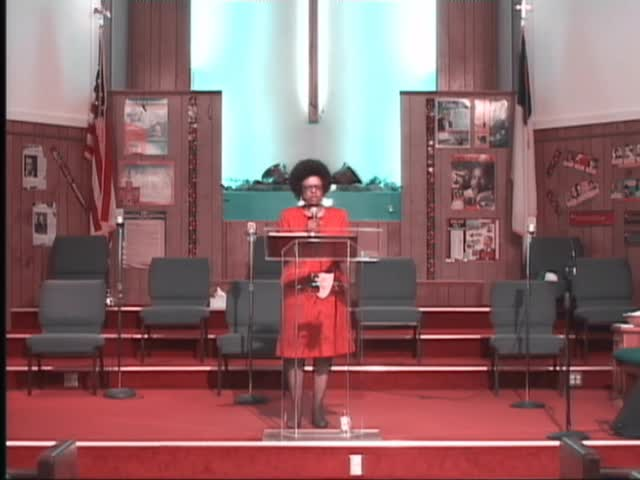 210228 HOP 830am New Year 2021 Whos Report Will You Believe Part 6 It Takes A Different Spirit, Pastor Carrie L Laidler