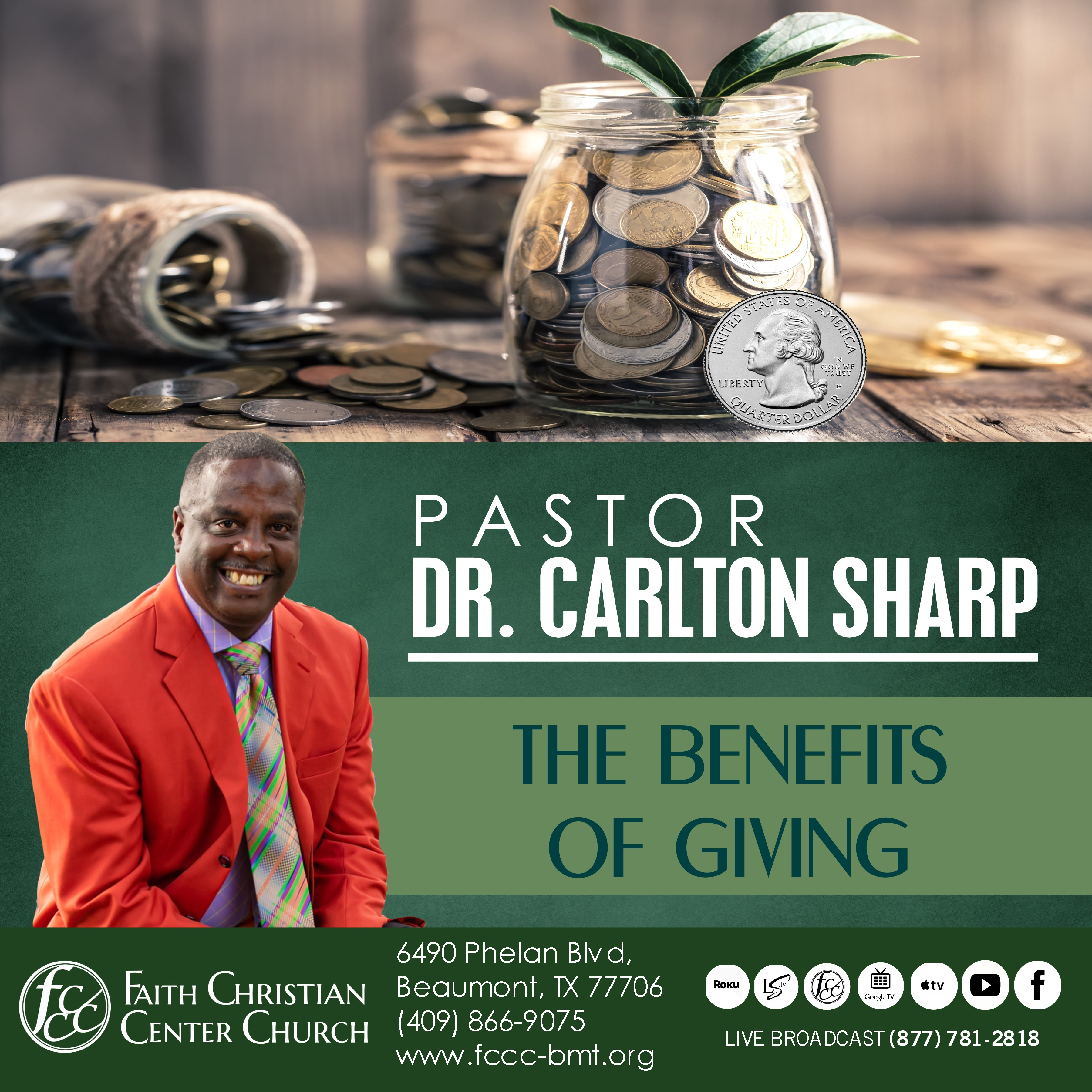 The Benefits of Giving (Part 3) mp3