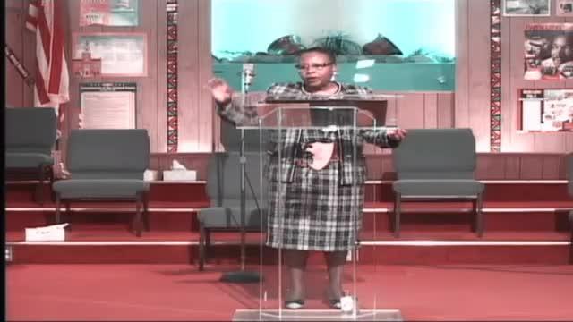 210307 Sun, How Faith Works Part II, Pastor Mary Goodman