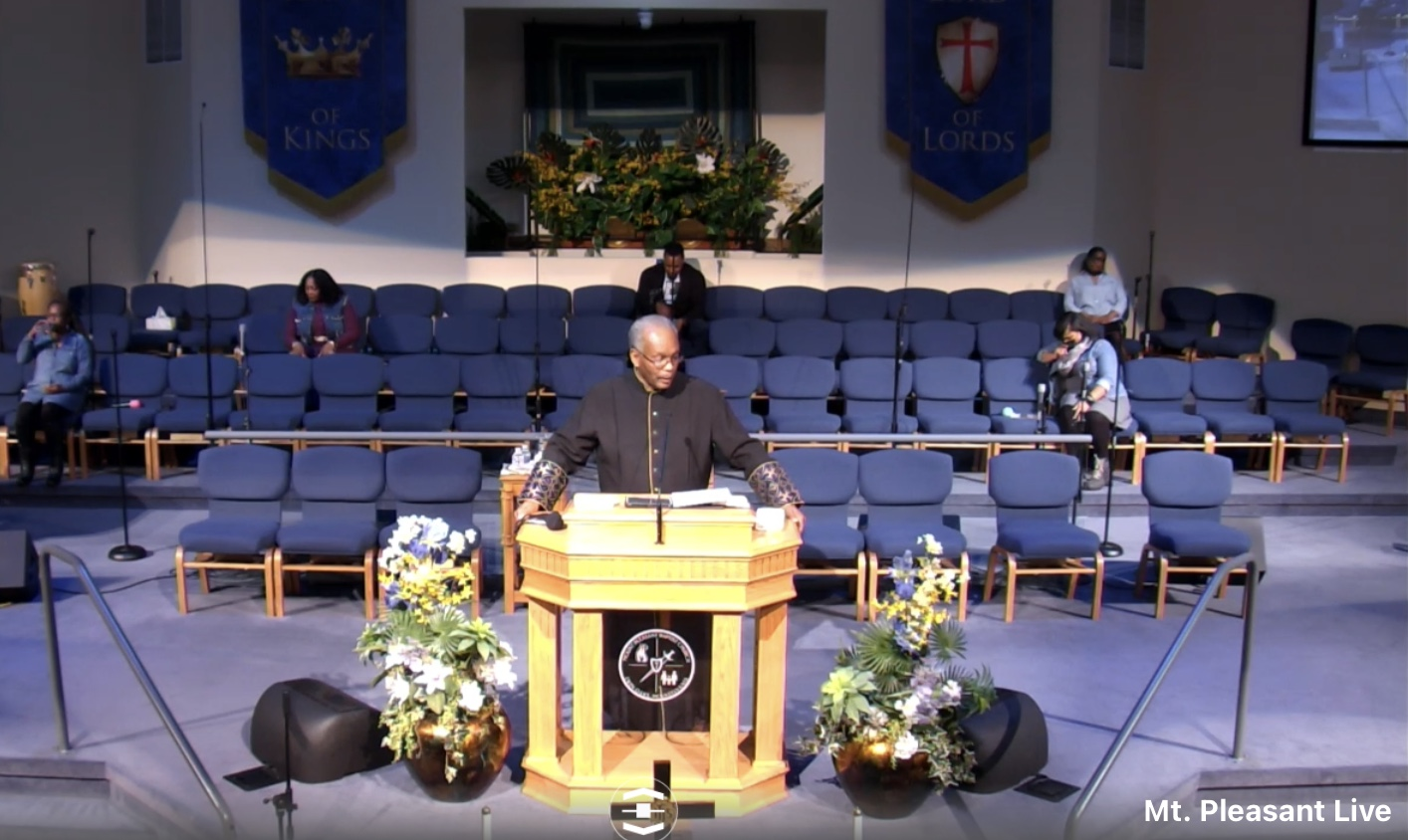 The Assurance Of The Love Of God Rev. Dr. Willie E. Robinson