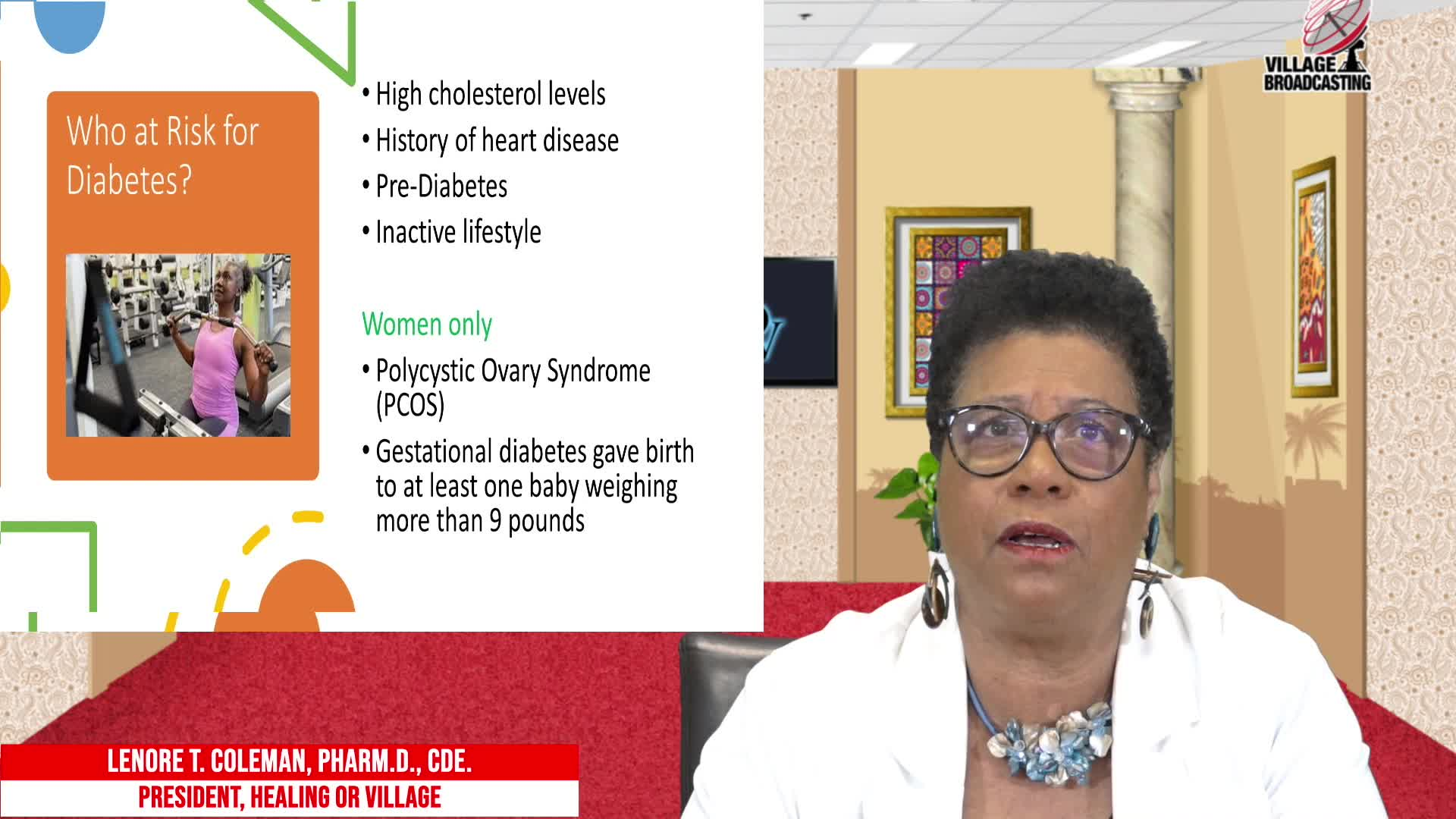 Sugar Busters-Segment 1 'What You Need to Know About Diabetes  3-13-2021