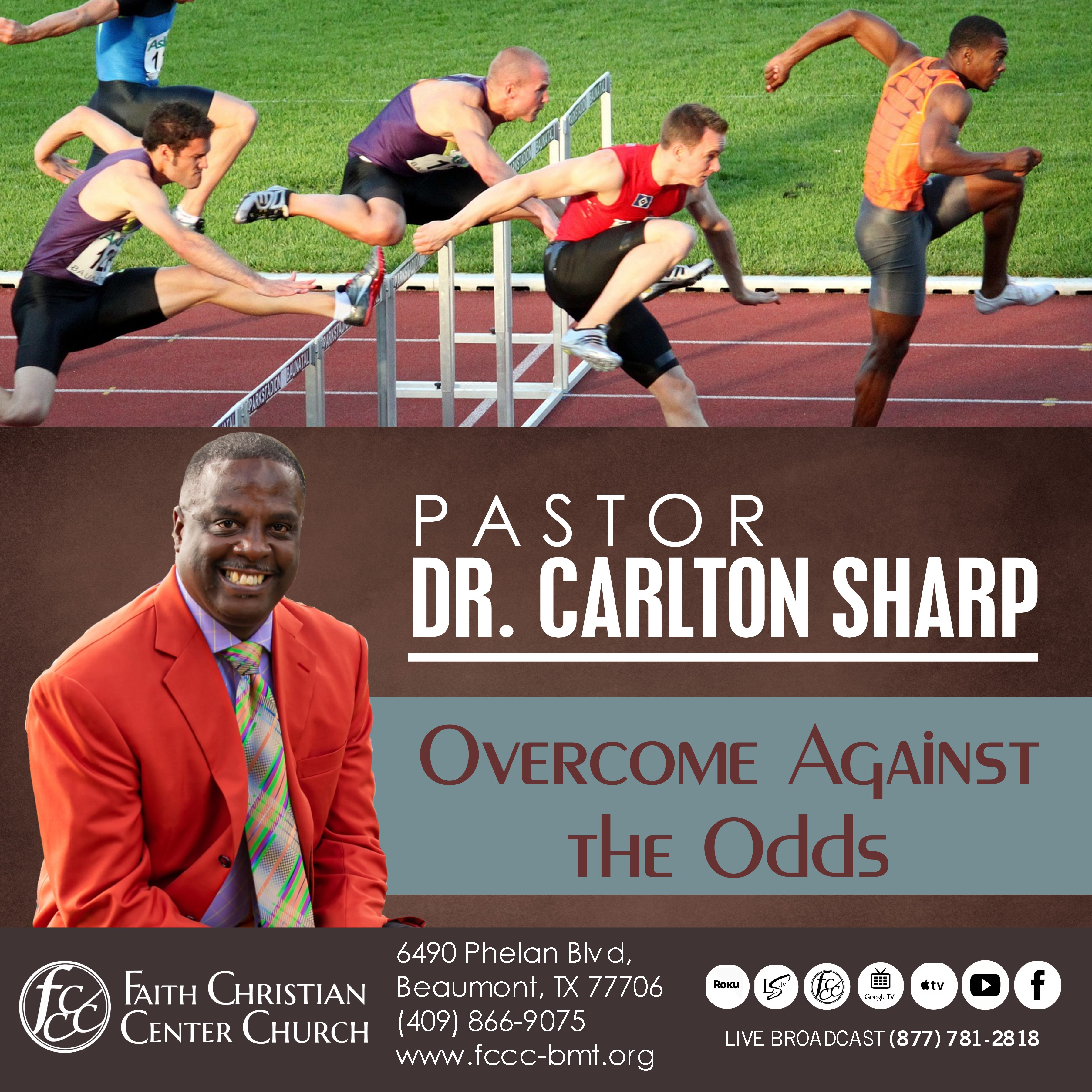 Overcome Against the Odds (Part 1)