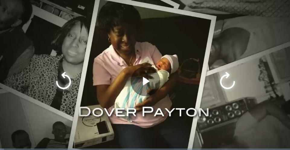Homegoing Service for Dover Payton, Rev Dr. Sandra K. James, Mar. 23, 2021 @ 11am