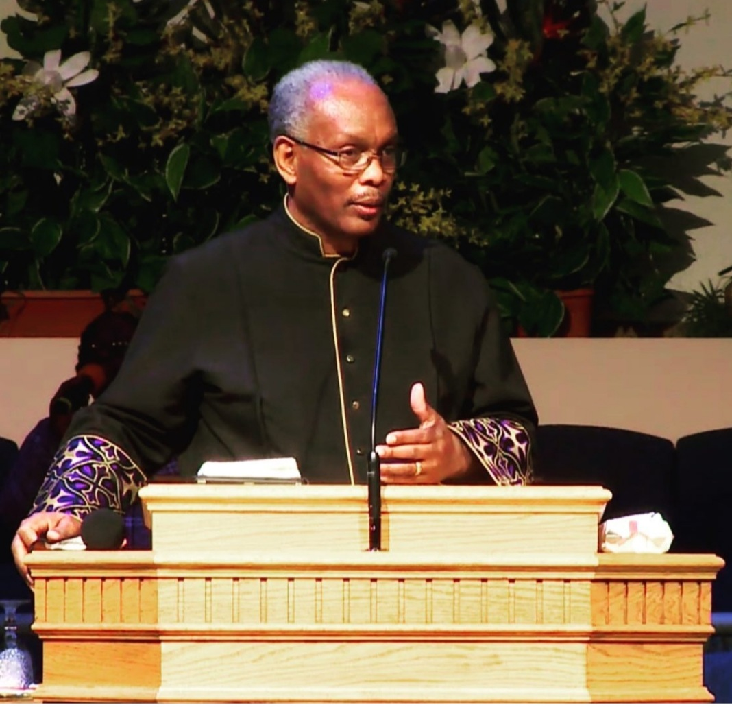 The Purpose Of His Coming Rev. Dr. Willie E. Robinson