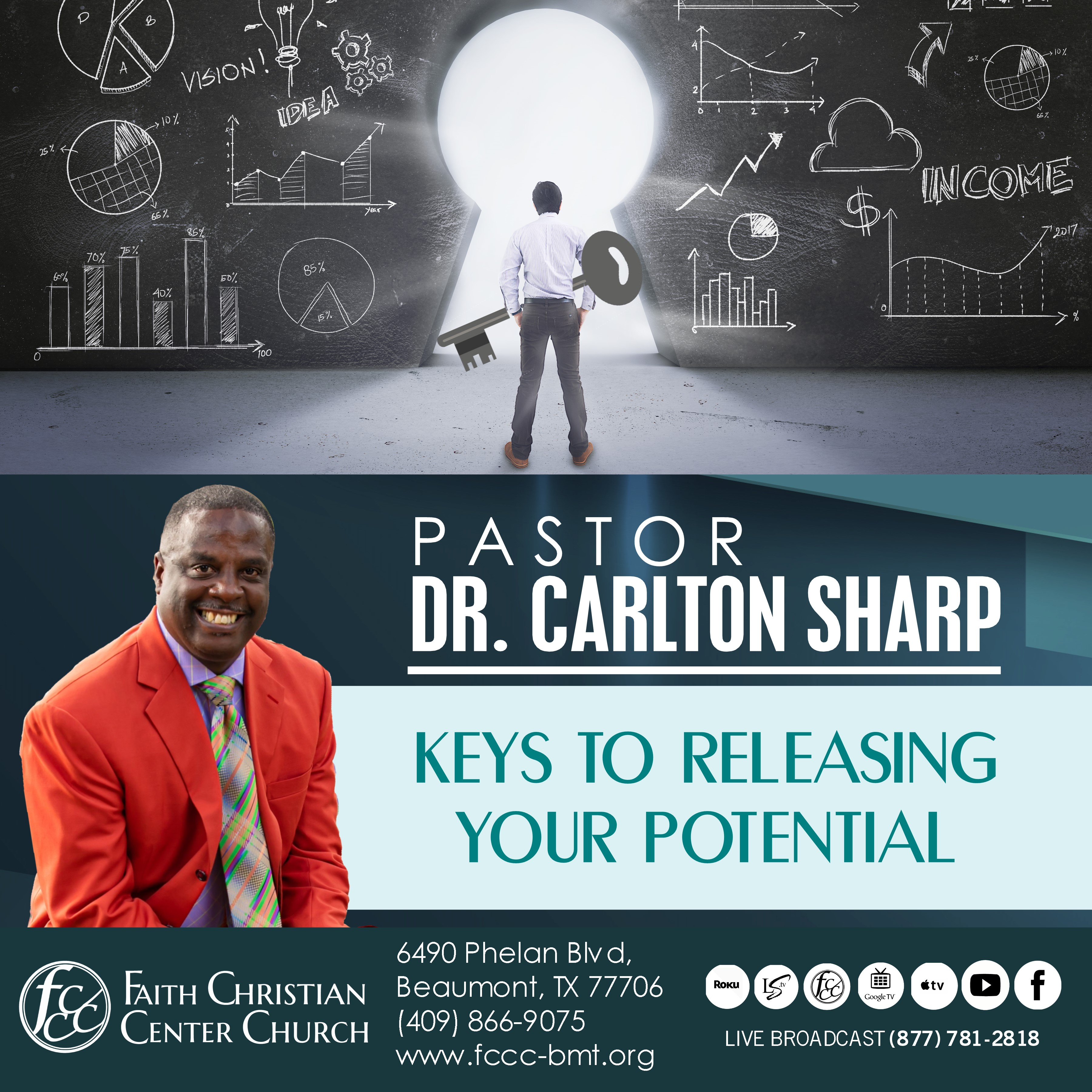 Keys to Releasing Your Potential (Part 1) mp3