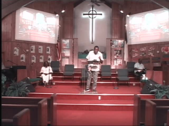 210407 Wed, Faith 12 Fruits of a Tree, Bishop Walter K. Laidler Jr