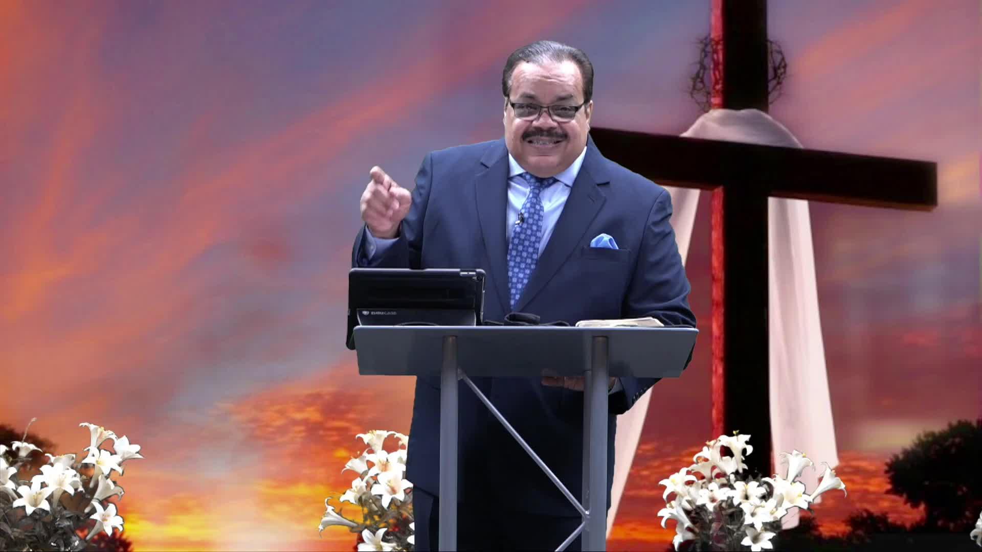 The Sayings of Jesus-Dr. Joseph Ripley, Sr.-Sun. April 4th, 2021@9AM