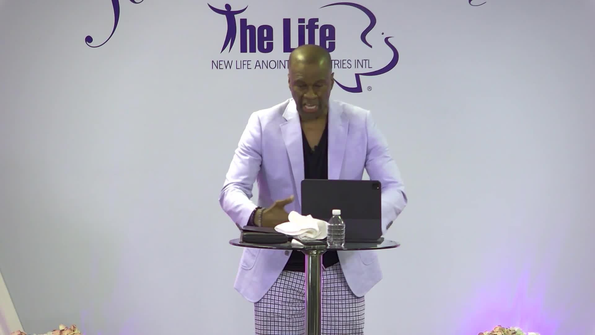 04-11-2021 Because He Lives - Pastor Ron Jones