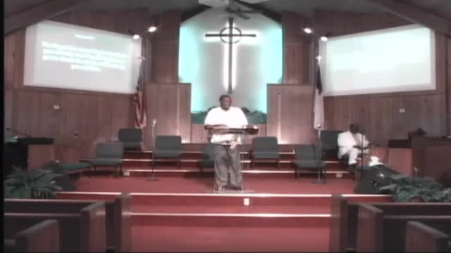 210424 Sun,Title:Romans 12:1-2 Build It, They Will Come - Your Presentation Proof! Bishop Walter K. Laidler Jr