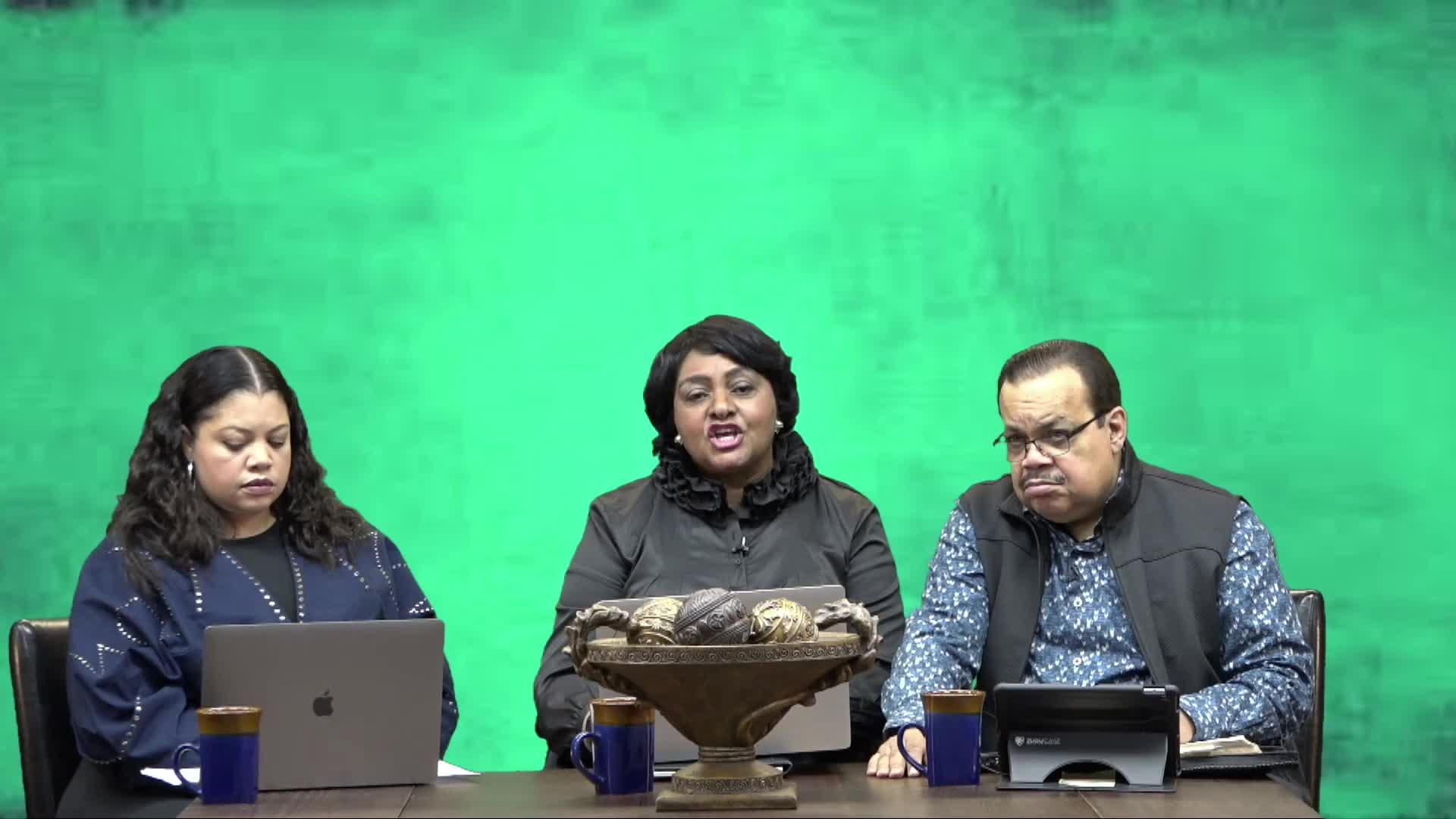 Wednesday Night Live- Drs. Joseph, Marjanita & April Ripley-Wed. April 21, 2021@7:30PM